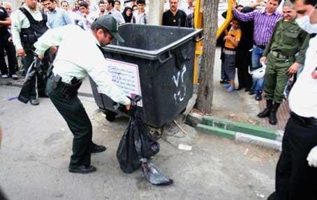 www.dustaan.com دختر تهرانی جسد پدرش را با اره برقی تکه تکه کرد!