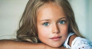 عکس/ دختر ۸ ساله روسی، نهمین سوپر مدل دنیا!