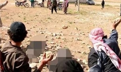 www.dustaan.com سنگسار ۱۷ زن به دلیل مخالفت با جهادنکاح توسط داعش!