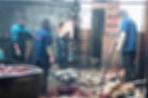 www.dustaan.com فیلم/ تصاویر تکان دهنده از سگ کشی درچین ۱۸+