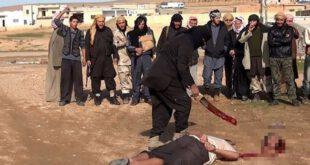 عکس/ داعش چگونه ۴۰۰ نفر را یکجا گردن زد!؟ +۱۸