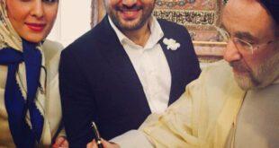 سام درخشانی با انتشار این عکس خبر ازدواجش را منتشر کرد!