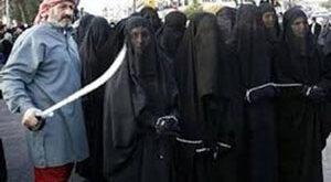 انتقام سخت دو زن مراکشی از داعش