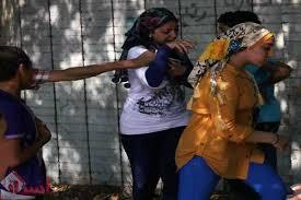 عکس/ تجاوز جنسی داعش به همسر یکی از اعضای النصره!
