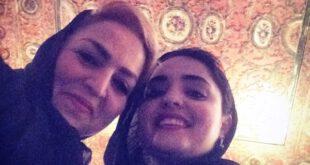 عکس های جالب نرگس محمدی با مادر و خواهرش در کاخ گلستان