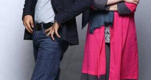 تصویری زیبا از زوج معروف و دوست داشتنی سینمای ایران