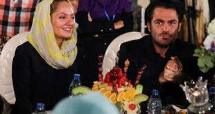تصاویری از مهناز افشار و همسرش،گلزار،مشایخی و...در جشن روزملی سینما
