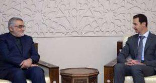 آمادگی ایران برای بررسی اعزام نیرو به سوریه