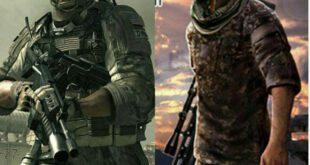 تفاوت سرباز آمریکایی و ایرانی چیست؟!