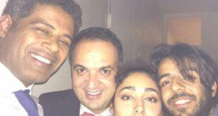 گلشیفته فراهانی با مجری معروف تلویزیون ازدواج کرد! +تصاویر