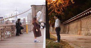تصاویر/ زن و شوهری که تنها از طریق عکس باهم در ارتباط اند!