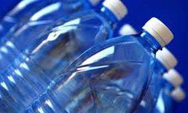کشف تریاک با طعم آب معدنی