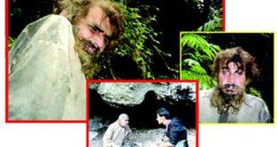 جنون دوری از عشق مرد گیلانی را ۴۶ سال غار نشین کرد! +تصاویر