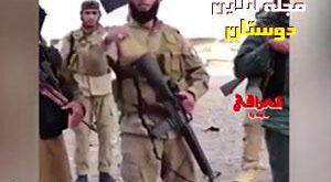 فیلم/  سرانجام ننگین یک داعشی که برای عتبات عالیات خط و نشان کشید