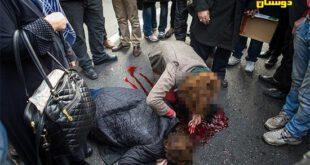 جان دادن دختر جوان در ۲۰ قدمی بیمارستان! (تصاویر +۱۸)