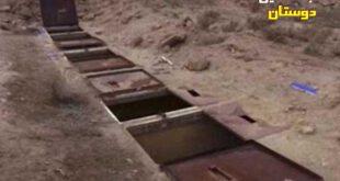کشف اتاق های زیرزمینی و مخوف داعش برای تجاوز به زنان ایزدی +تصاویر