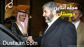 حماس مرگ «علوش» را در سوریه «تسلیت گفت» ؟