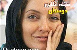 مهناز افشار خبر حملهی اراذل و اوباش را تکذیب کرد
