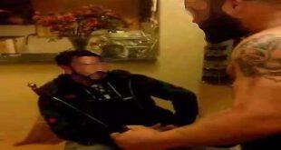 شاه مازندران دستگیر شد