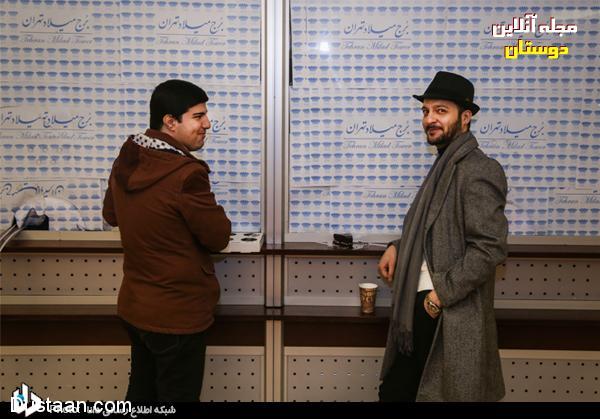 تیپ های عجیب بازیگران در جشنواره فجر! +تصاویر