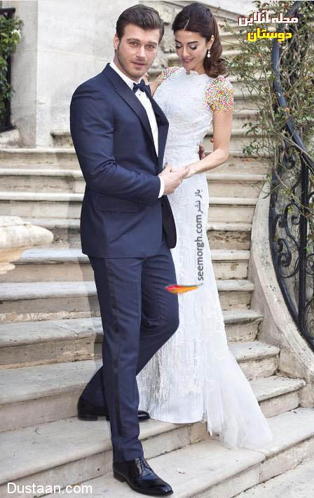 بازیگر سرشناس سریال عشق ممنوع ازدواج کرد عکس مجله اینترنتی دوستان