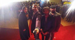 تصاویر/ افتتاحیه سی و چهارمین جشنواره فیلم فجر