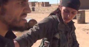 برخورد عجیب زنان عراقی با اسیران داعشی! +عکس و فیلم