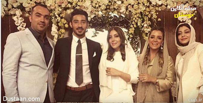 مجله اینترنتی جهانی ها جدیترین تصویر قوچان نژاد، همسرش و خانم بازیگر - مجله ...