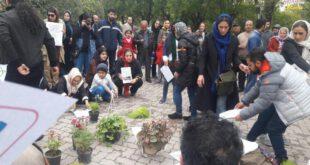 دردسر جدید هدیه تهرانی بعد از تجمع بیمجوز + عکس
