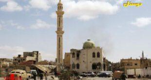 شهر تاریخی تدمر پس از خروج کامل داعش + عکس
