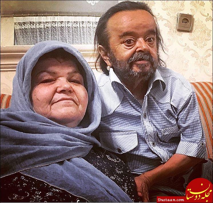 بیوگرافی اسدالله یکتا و همسرش + عکس های جذاب