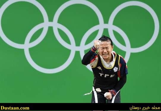 تصاویر زیبا و دیدنی از حواشی مسابقات المپیک ریو