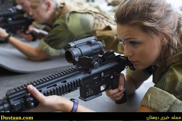 تصاویر: خدمت سربازی زنان در نروژ