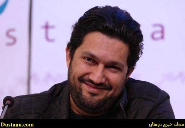 www.dustaan.com واکنش متفاوت حامد بهداد بر علیه جامعه پزشکی +عکس