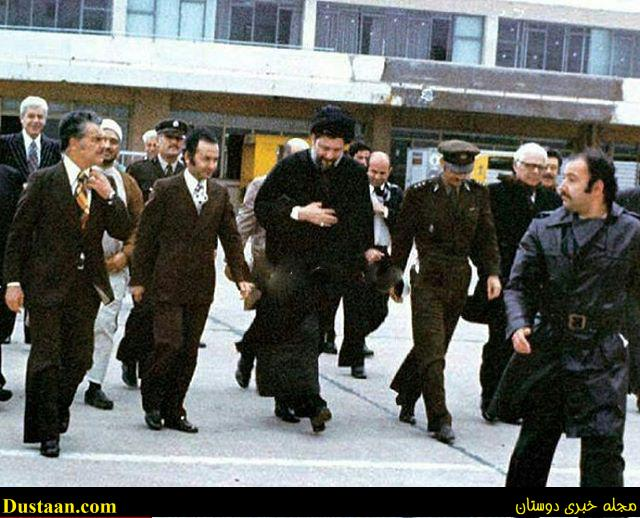 آآخرین عکس از امام موسی صدر پیش از ناپدید شدن