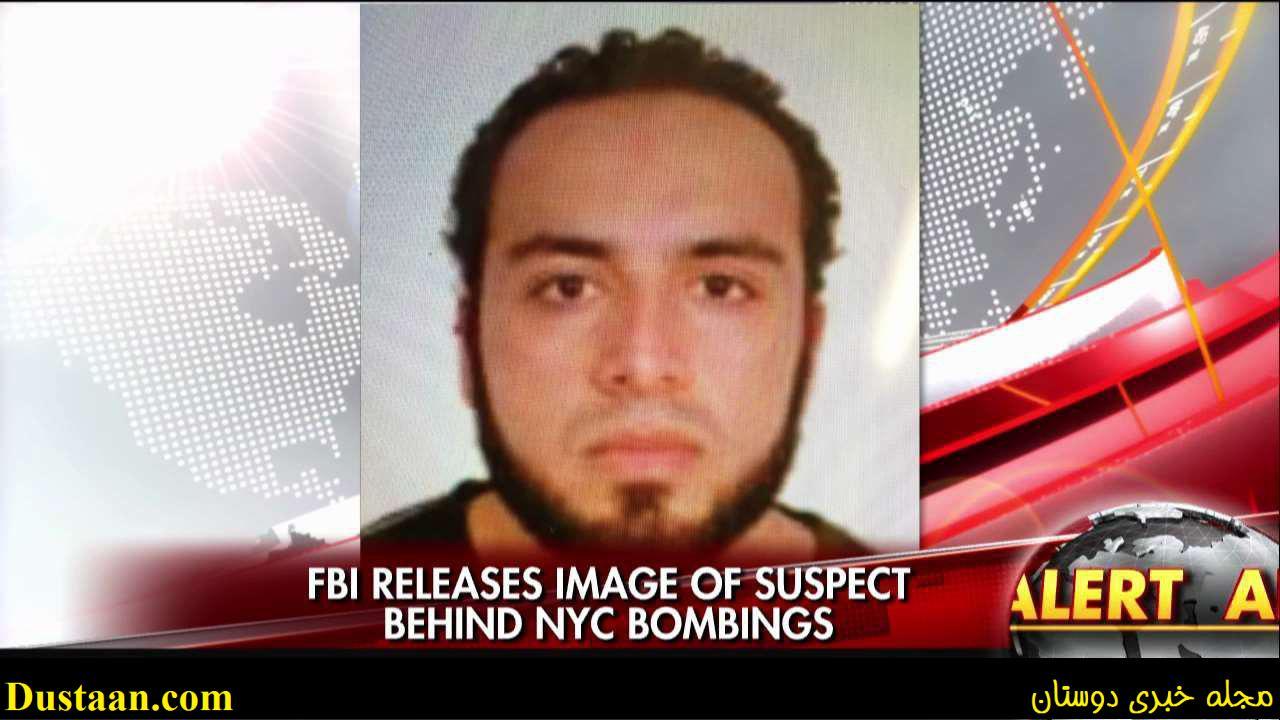 www.dustaan.com عکس: پلیس امریکا در تعقیب «احمد خان رحمی»