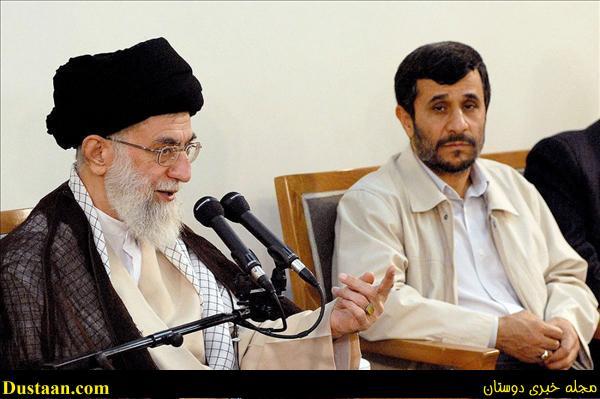 جزئیات بیشتر از دیدار احمدی نژاد با رهبر انقلاب