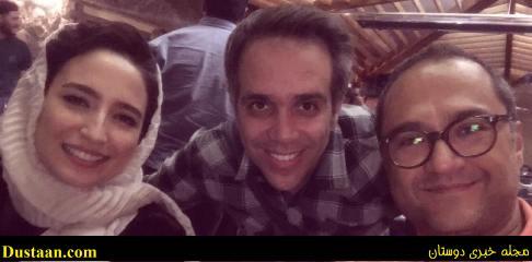 www.dustaan.com رامبد جوان و نگار جواهریان در کنار کمدین خندوانه