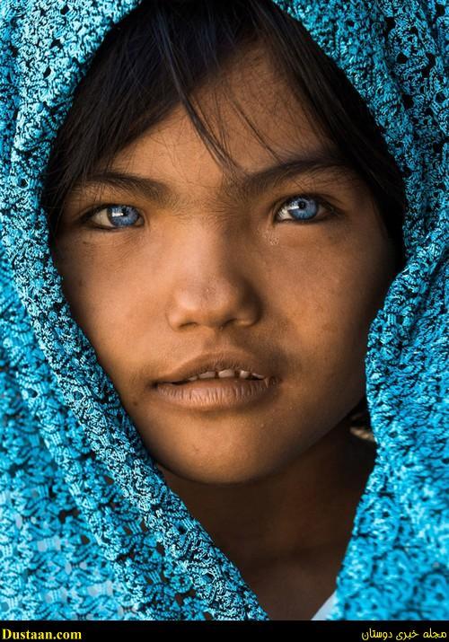 قبیله ای عجیب که در حال نابودی است +تصاویر