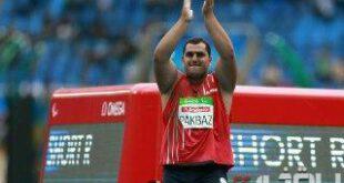 نخستین مدالآور پارالمپیک ریو +عکس