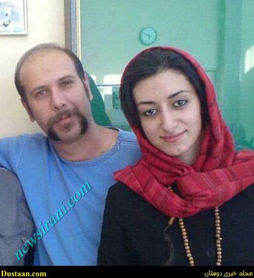 جناب خان و همسرش