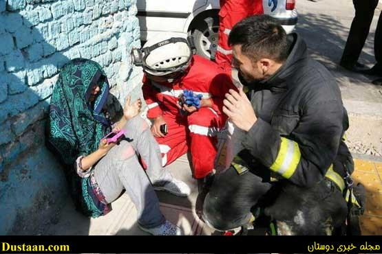 www.dustaan.com خودکشی دختر نوجوان در مشهد نافرجام ماند