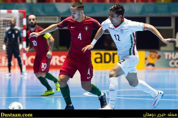 www.dustaan.com شاهکار فوتسال ایران در جام جهانی / کسب نخستین مقام سومی تاریخ
