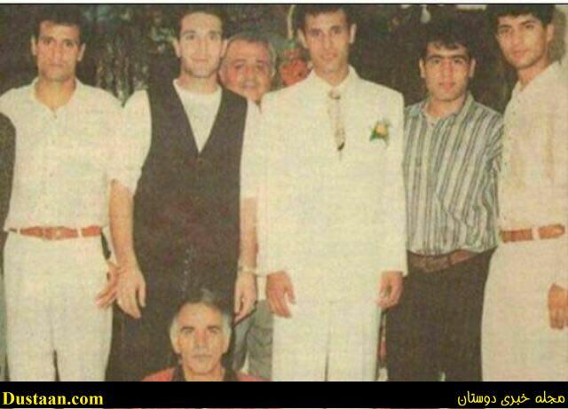 www.dustaan.com ستاره های پرسپولیس در عروسی یحیی
