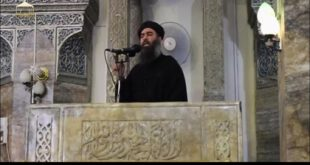اخبار بین المل ,خبرهای  بین الملل ,البغدادی