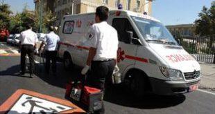 یک کشته و ۱۰ مجروح در سقوط تیر برق بر روی عزاداران حسینی در بهشهر