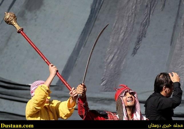 عکس قمه زنی در تهران