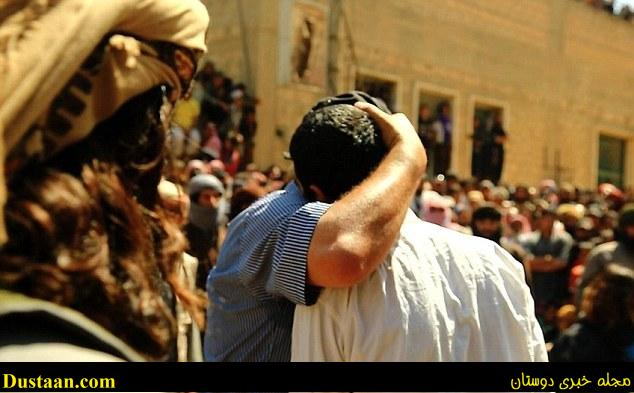 www.dustaan.com تصاویر سنگسار جوان سوری توسط تروریست های داعش