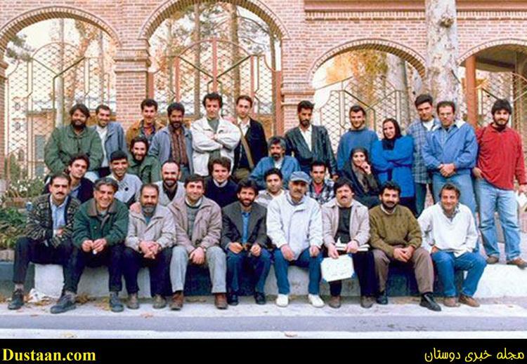 www.dustaan.com انتشار تصویری از آژانس شیشهای پس از ۲۰ سال