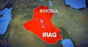 استقرار تانکها و سایتهای موشکی ایران در اطراف موصل!
